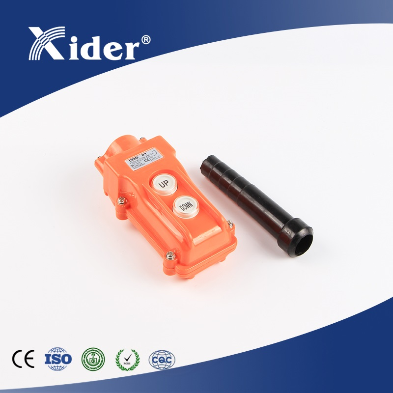 COB-61 Outdoor Rain proof crane control push button switch