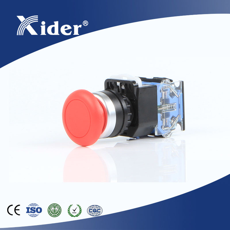 LA38 Momentary latching Push Button Switch