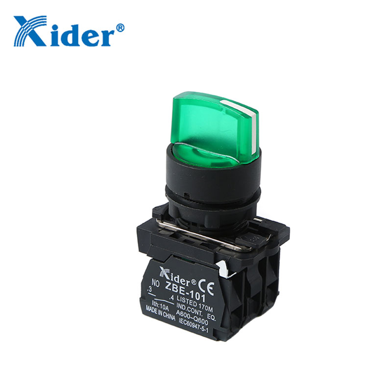 Push Button Switch DB5-BK3363