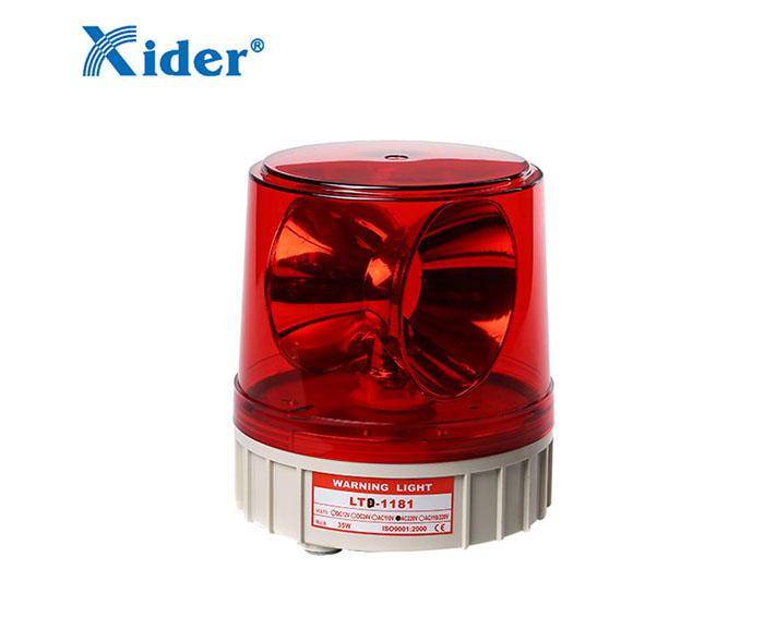 Warning lamp installation method and manufacturer introduction